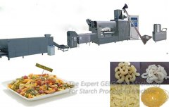 Macaroni Pasta Production Lin